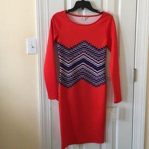 Gianni Bini - Long Sleeve Dress